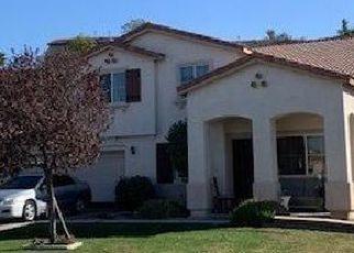 Pre Foreclosure in Sun City 92587 ESCALANTE RD - Property ID: 1722810290