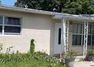 Pre Foreclosure in Fort Lauderdale 33313 NW 63RD AVE - Property ID: 1722956130
