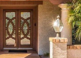 Pre Foreclosure in Glendale 85304 W CORRINE DR - Property ID: 1723051618