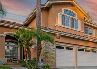 Pre Foreclosure in Anaheim 92808 E HOLLOW OAK RD - Property ID: 1723071778