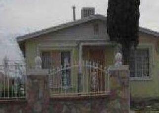 Pre Foreclosure in El Paso 79905 GILA RD - Property ID: 1723215420