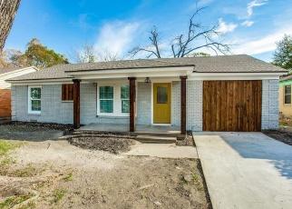 Pre Foreclosure in Dallas 75228 SAN LUCAS AVE - Property ID: 1723266666