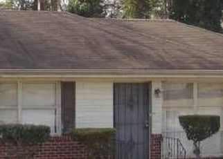 Pre Foreclosure in Atlanta 30316 HORSE SHOE DR SE - Property ID: 1723552216