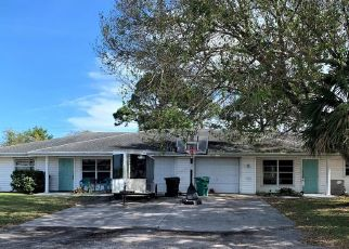 Pre Foreclosure in Fort Pierce 34982 W LAKE DR - Property ID: 1723675738