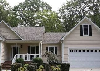 Pre Foreclosure in Timberlake 27583 SEQUOIA DR - Property ID: 1724076478