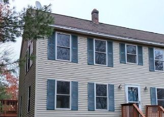 Pre Foreclosure in East Waterboro 04030 MEADOWBROOK DR - Property ID: 1724201296