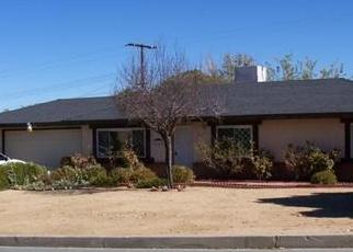 Pre Foreclosure in Yucca Valley 92284 TAMARISK AVE - Property ID: 1724218381