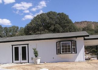 Pre Foreclosure in Caliente 93518 BIG SPRINGS DR - Property ID: 1724399707