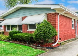 Pre Foreclosure in Chicago Heights 60411 CONSTANCE LN - Property ID: 1724498239
