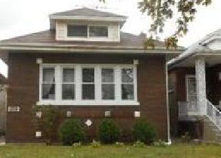 Pre Foreclosure in Chicago 60619 S VERNON AVE - Property ID: 1724543352