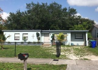 Pre Foreclosure in Fort Lauderdale 33311 NW 28TH AVE - Property ID: 1724586726