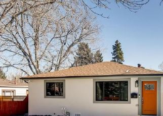 Pre Foreclosure in Denver 80224 S JASMINE ST - Property ID: 1724801317