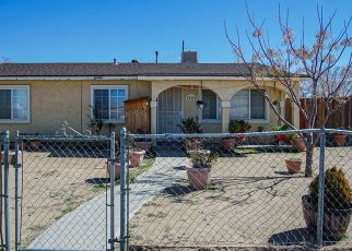 Pre Foreclosure in Palmdale 93550 10TH ST E - Property ID: 1724817980