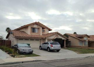 Pre Foreclosure in Moreno Valley 92551 NORTON LN - Property ID: 1724835487