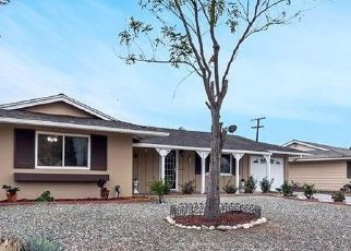 Pre Foreclosure in Sun City 92586 PEBBLE BEACH DR - Property ID: 1724877982