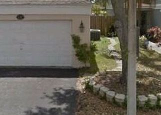 Pre Foreclosure in Fort Lauderdale 33326 SW 159TH WAY - Property ID: 1724900752