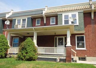 Pre Foreclosure in York 17401 S ROYAL ST - Property ID: 1724966893