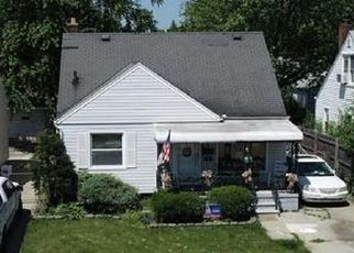 Pre Foreclosure in Southgate 48195 LONGTIN ST - Property ID: 1725018115