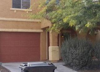 Pre Foreclosure in Sahuarita 85629 S CAMINO VALLADO - Property ID: 1725212134