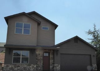 Pre Foreclosure in Payson 85541 S THUNDER MTN - Property ID: 1725653624