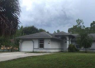 Pre Foreclosure in Naples 34120 35TH AVE NE - Property ID: 1725926478