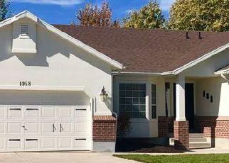 Pre Foreclosure in South Jordan 84095 W MICAH CIR - Property ID: 1726167813