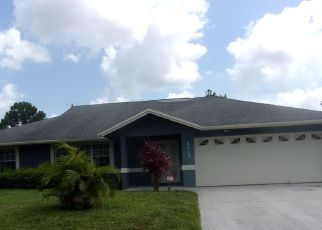 Pre Foreclosure in Port Saint Lucie 34984 SE EAGLE DR - Property ID: 1726384150