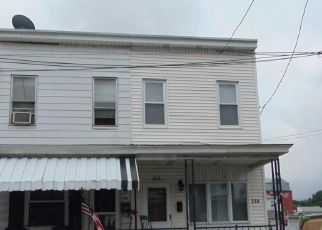 Pre Foreclosure in Saint Clair 17970 S MORRIS ST - Property ID: 1726444606