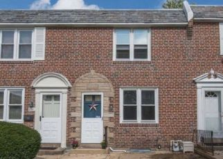 Pre Foreclosure in Drexel Hill 19026 HAMPSHIRE RD - Property ID: 1726460817