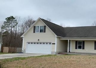 Pre Foreclosure in Richlands 28574 SOUTHWEST RIDGE DR - Property ID: 1726554533