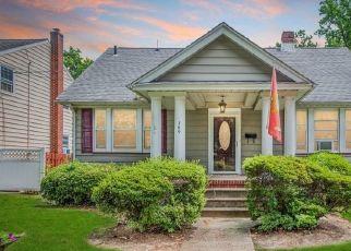 Pre Foreclosure in Cranford 07016 WALNUT AVE - Property ID: 1726760826