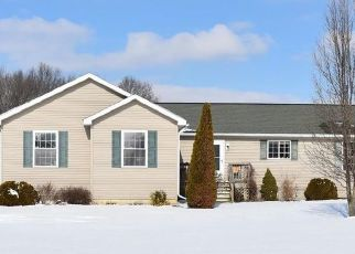 Pre Foreclosure in Milan 48160 MILAN OAKVILLE RD - Property ID: 1726821707