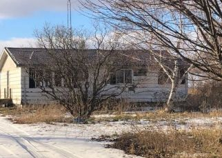 Pre Foreclosure in Snover 48472 FREIBURGER RD - Property ID: 1726823902
