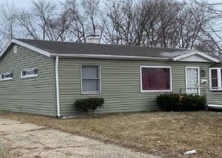 Pre Foreclosure in Gary 46404 W 21ST AVE - Property ID: 1726918938