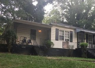 Pre Foreclosure in Atlanta 30310 EPWORTH ST SW - Property ID: 1727048122