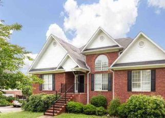 Pre Foreclosure in Odenville 35120 BLACK OAK LN - Property ID: 1727057322