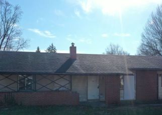 Pre Foreclosure in Indianapolis 46224 GEORGE CT - Property ID: 1727083612