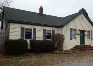 Pre Foreclosure in Boonville 47601 N 3RD ST - Property ID: 1727091490