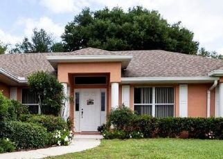 Pre Foreclosure in Clermont 34711 LAKE HILL DR - Property ID: 1727241273