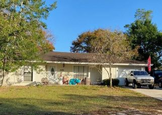 Pre Foreclosure in Brooksville 34613 GREENWOOD ST - Property ID: 1727331499