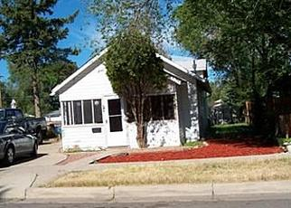 Pre Foreclosure in Brighton 80601 N 6TH AVE - Property ID: 1727428290