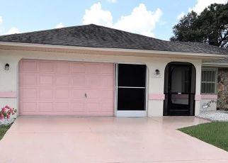 Pre Foreclosure in Port Charlotte 33954 SEATON AVE - Property ID: 1727443180