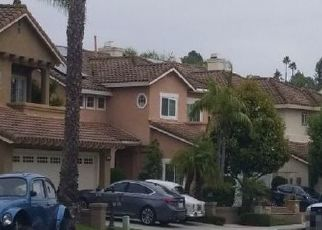 Pre Foreclosure in Mission Viejo 92692 PACIFIC TERRACE DR - Property ID: 1727485669
