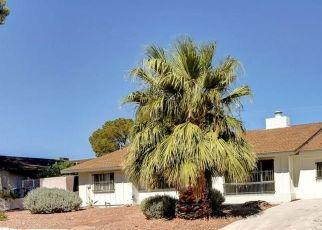 Pre Foreclosure in Las Vegas 89169 SENECA LN - Property ID: 1727901298