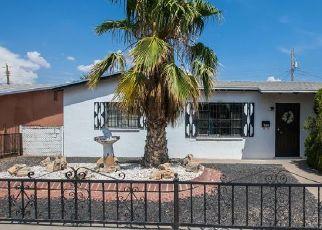 Pre Foreclosure in El Paso 79905 DOLAN ST - Property ID: 1728243808