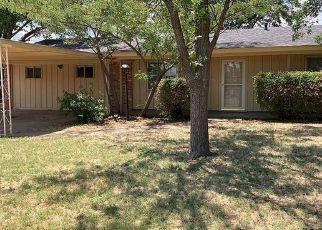 Pre Foreclosure in Abilene 79605 ALAMO DR - Property ID: 1728829367
