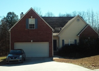 Pre Foreclosure in Covington 30014 DEARING WOODS WAY - Property ID: 1729083392