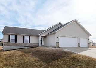 Pre Foreclosure in Moscow Mills 63362 MAJESTIC LAKES BLVD - Property ID: 1729519173