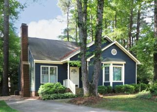 Pre Foreclosure in Raleigh 27604 THURMOUNT PL - Property ID: 1730128849