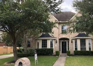Pre Foreclosure in Seabrook 77586 WATER WAY - Property ID: 1730202868